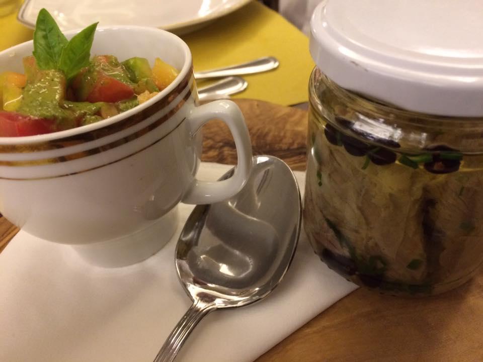 Tripparia - La Marchigiana In vaso-cottura, la fresella e la salsa tartara