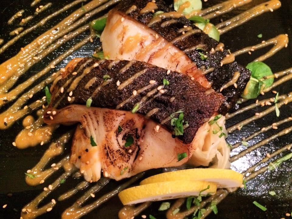 Jorudan Sushi, Black Cod Gindara