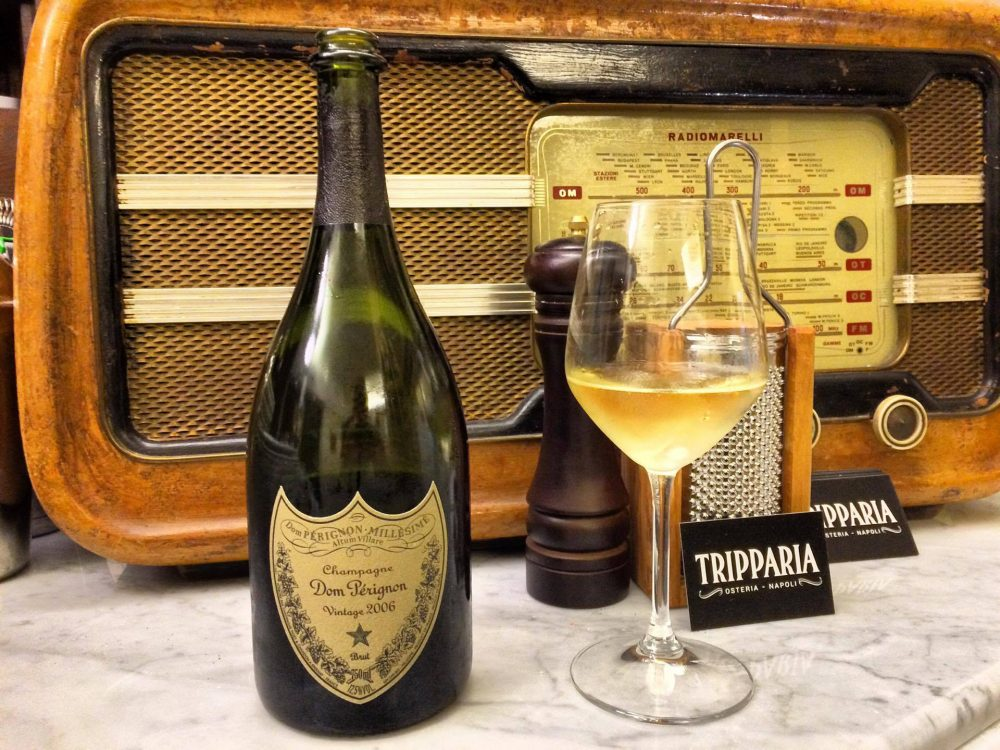 Tripparia - Dom Perignon Vintage 2006