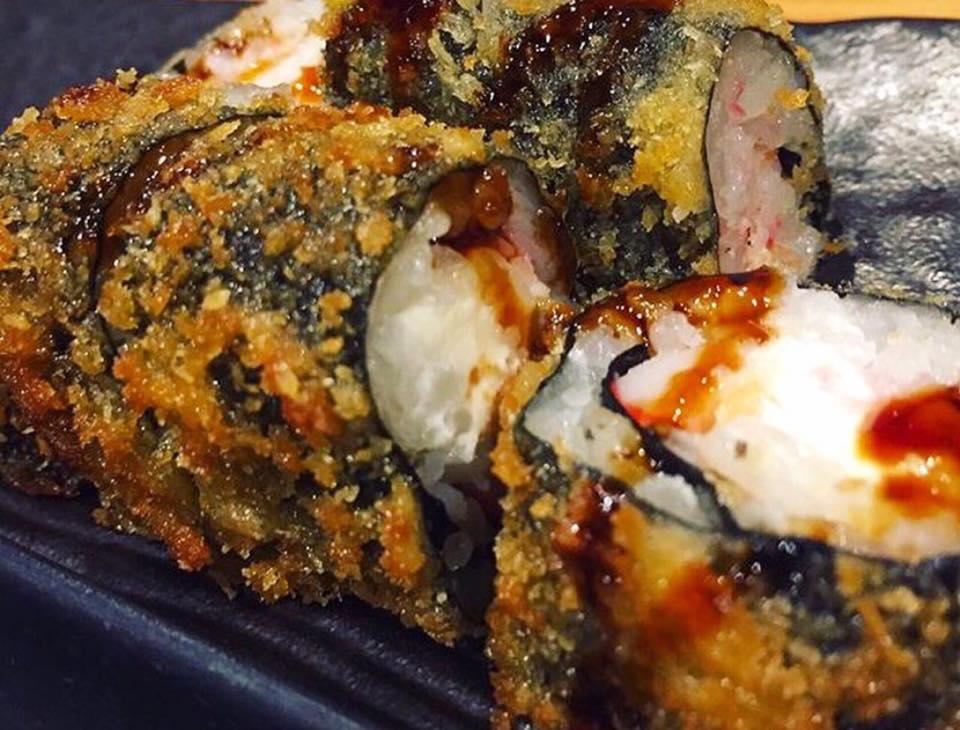 AYCE - Hot Rolls Unti E Fritti In Olio Esausto