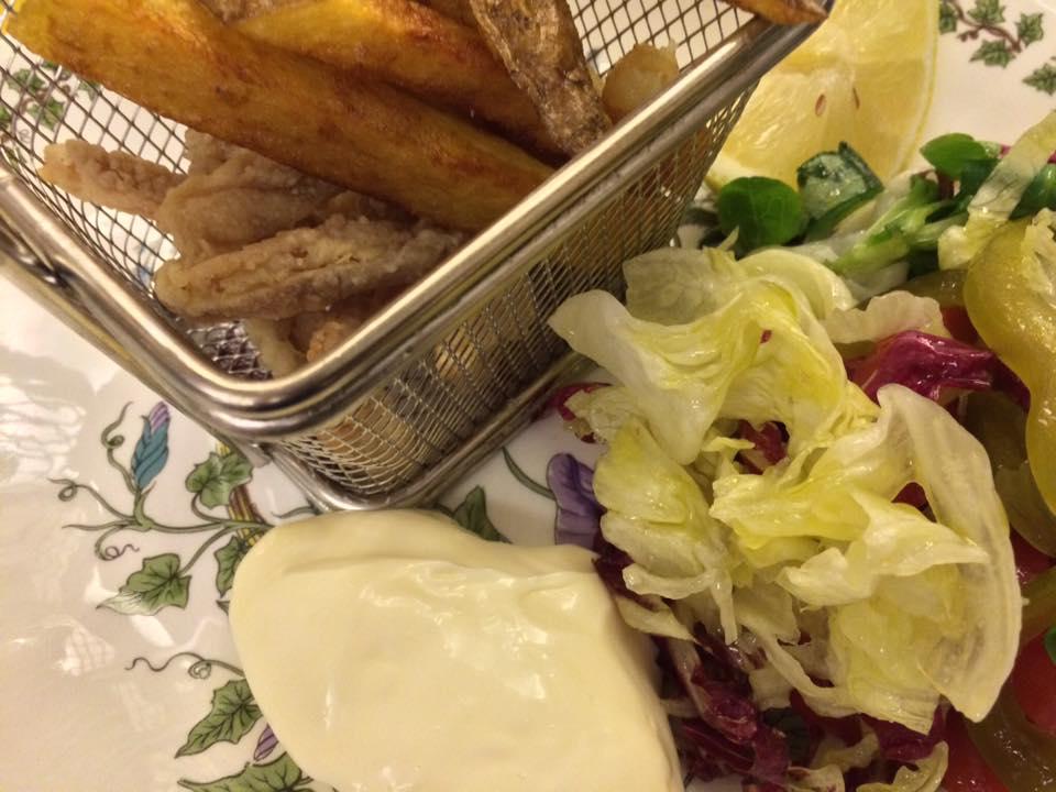 Tripparia - Trip e Chips, Trippa Fritta e Patate Fritte Di Avezzano