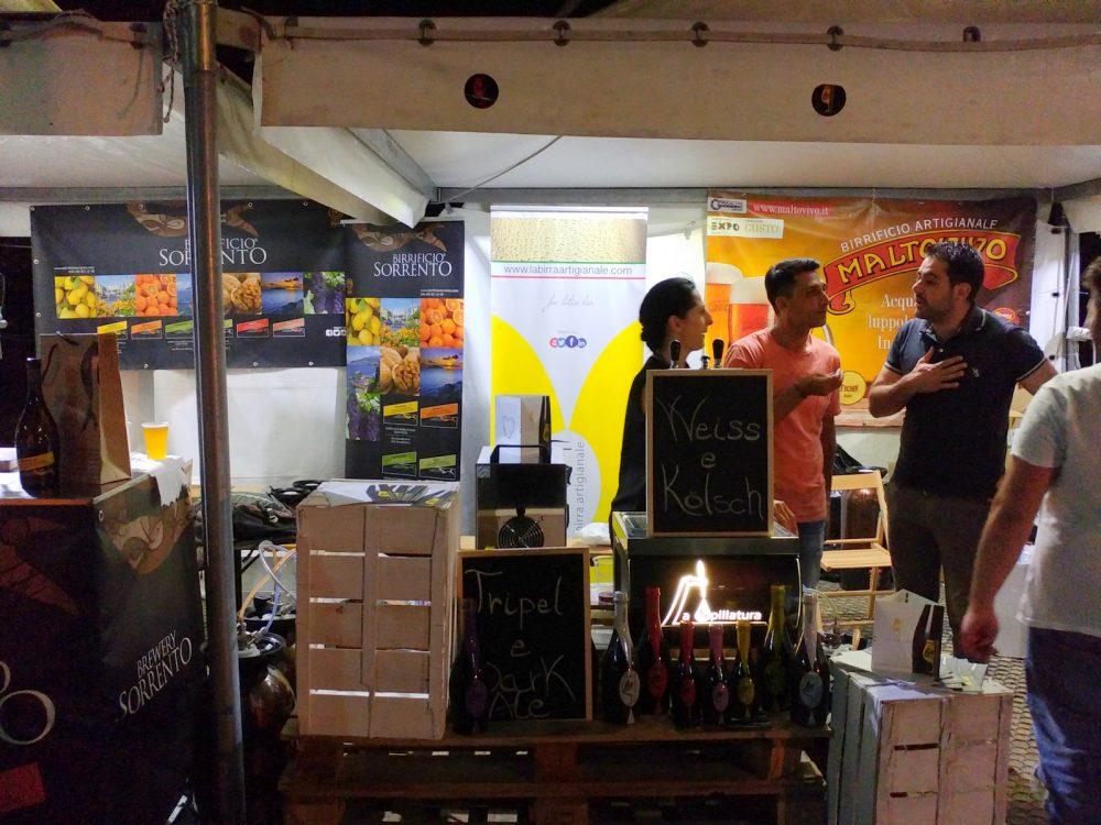 Festa della Birra Artigianale di Baronissi. XX Edizione - Anno 2017. Birrificio St. John's