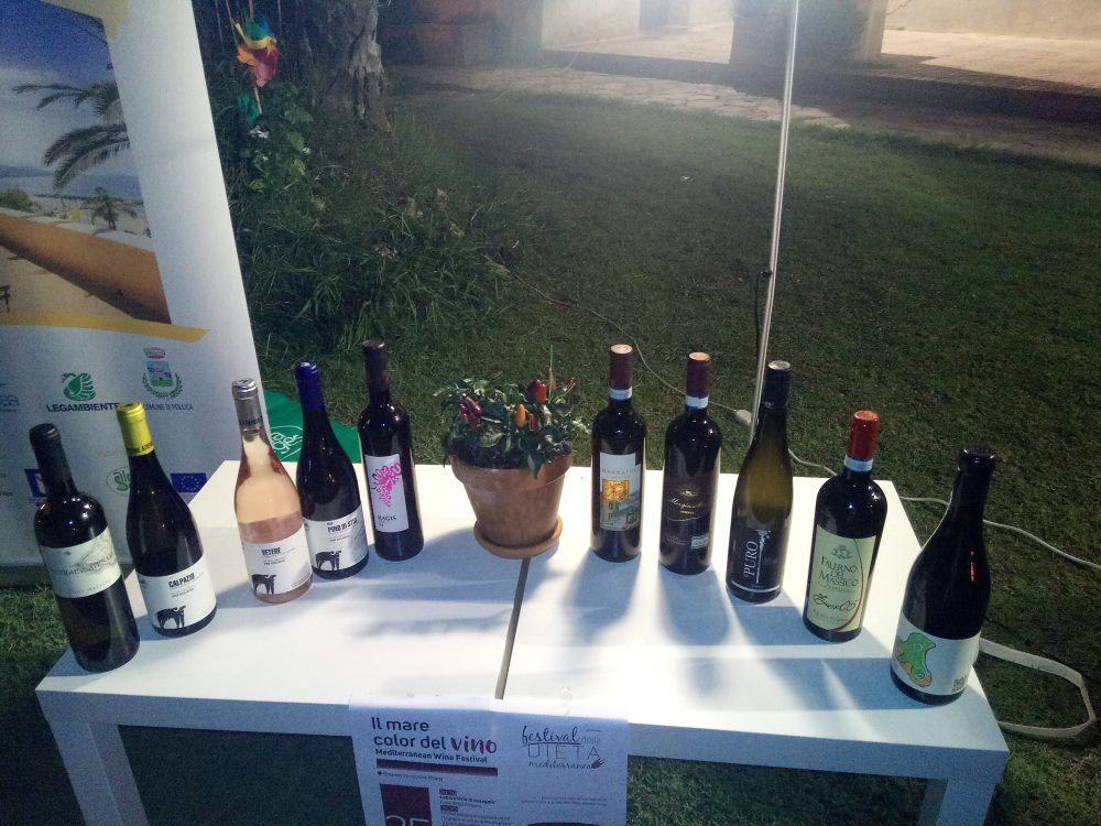 Festival della Dieta Mediterranea Vini vincitori