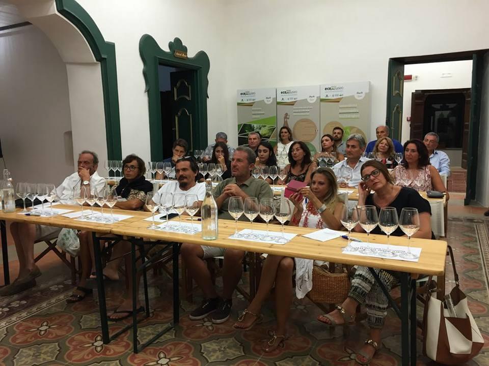 Festival della Dieta Mediterranea a Pioppi. Pubblico della seconda serata