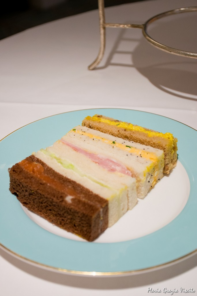 Fortnum and Mason - sandwiches