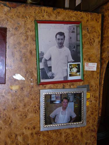 Foto nel locale - La pizzeria Di Fara
