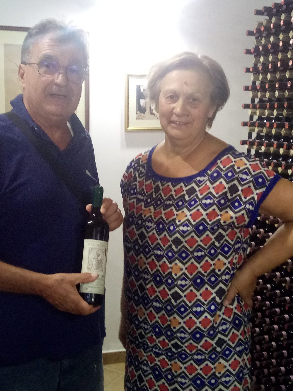 Francesco Mondelli e Clelia Romano