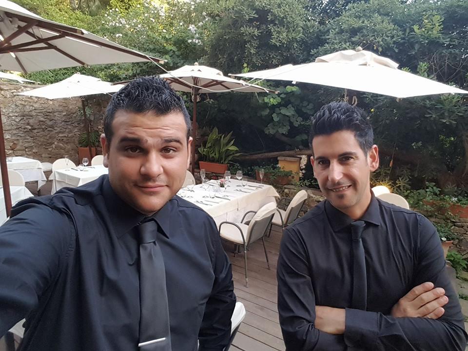 Gianluca Mazzeo e Luca Ciardi
