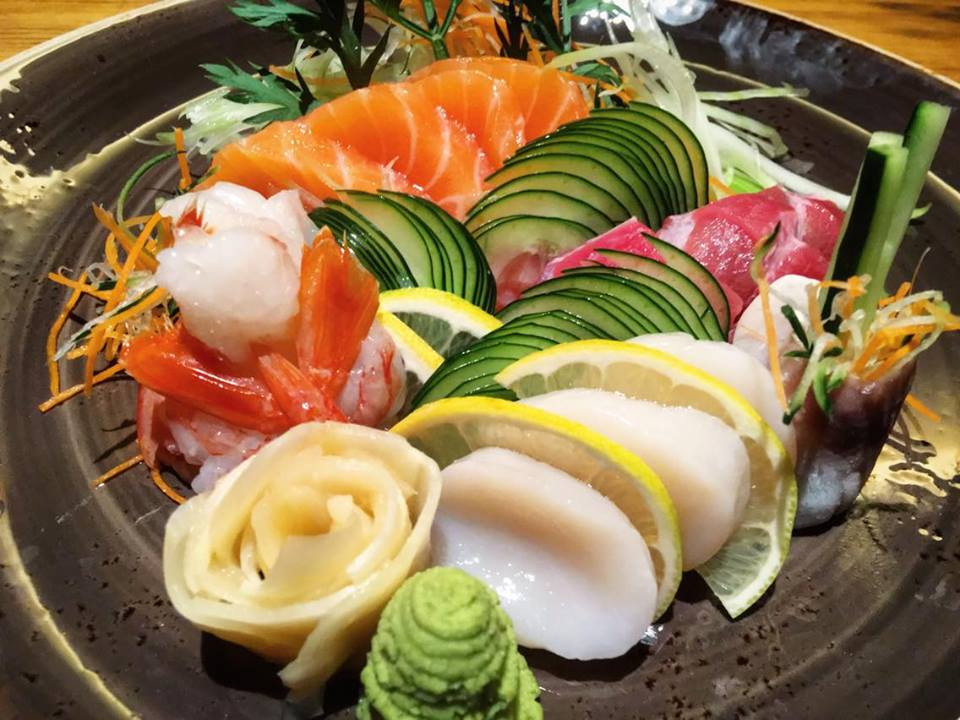Jorudan Sushi, chef Specials