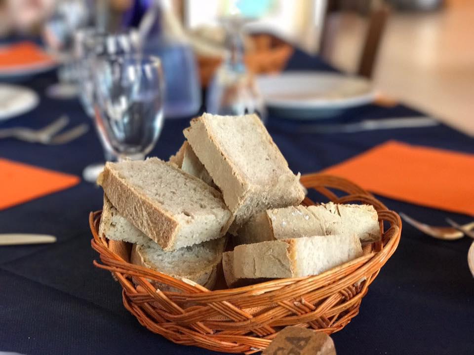 La Diga, il pane