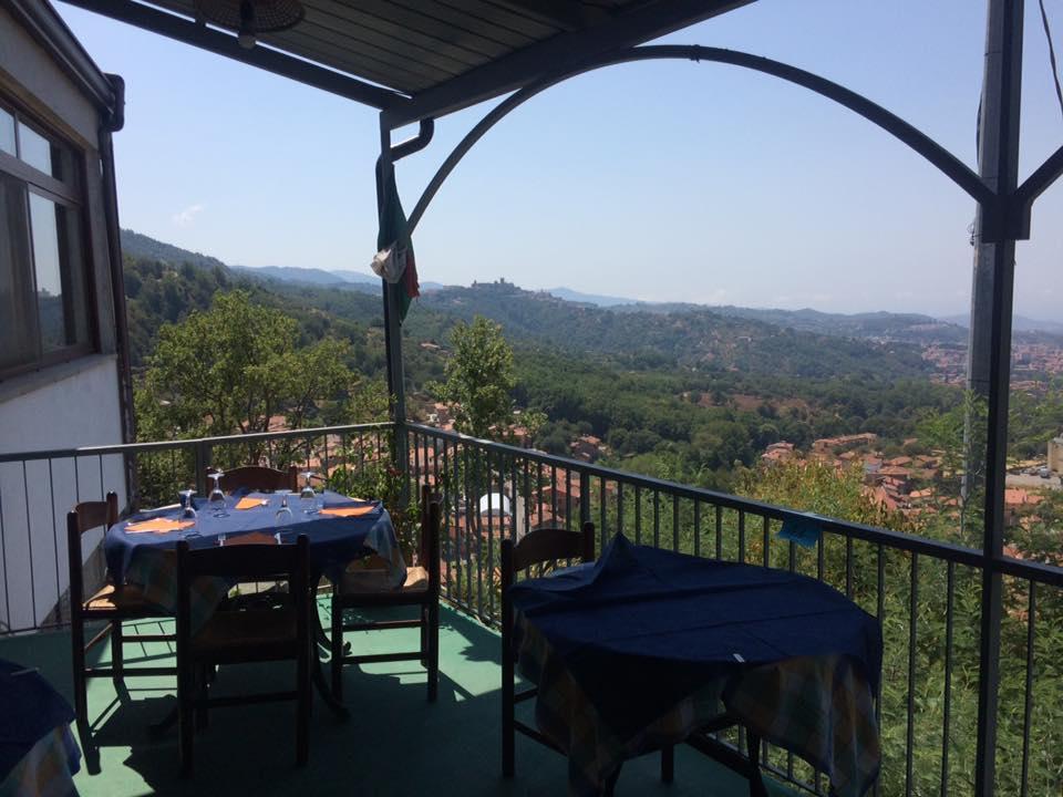 La Diga, la terrazza panoramica