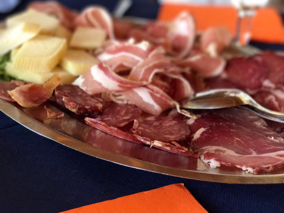 La Diga, salumi e formaggi