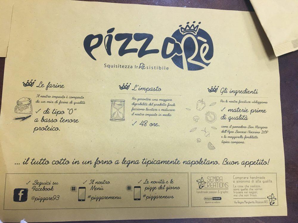 Pizzare'