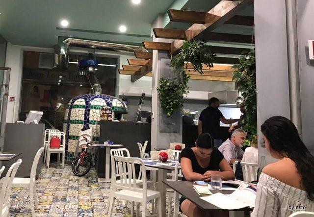 Pizzeria Capri la sala