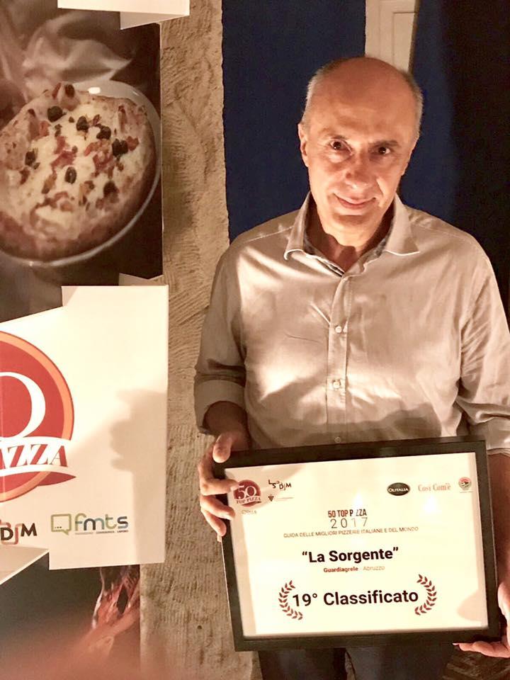 Pizzeria La Sorgente