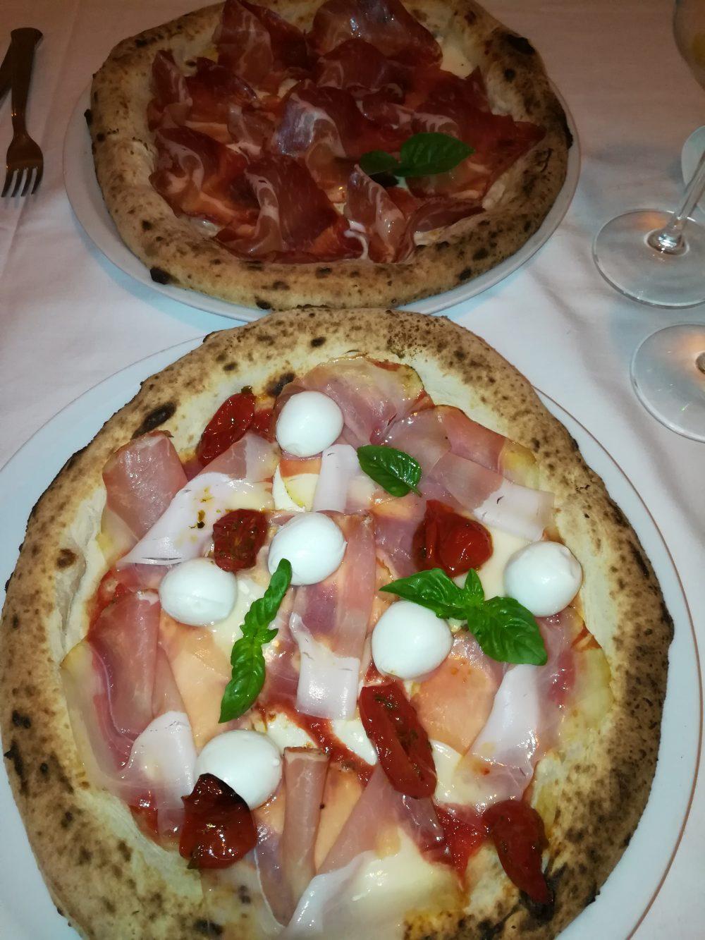 Pizzeria Pomodoro e Basilico - pizze