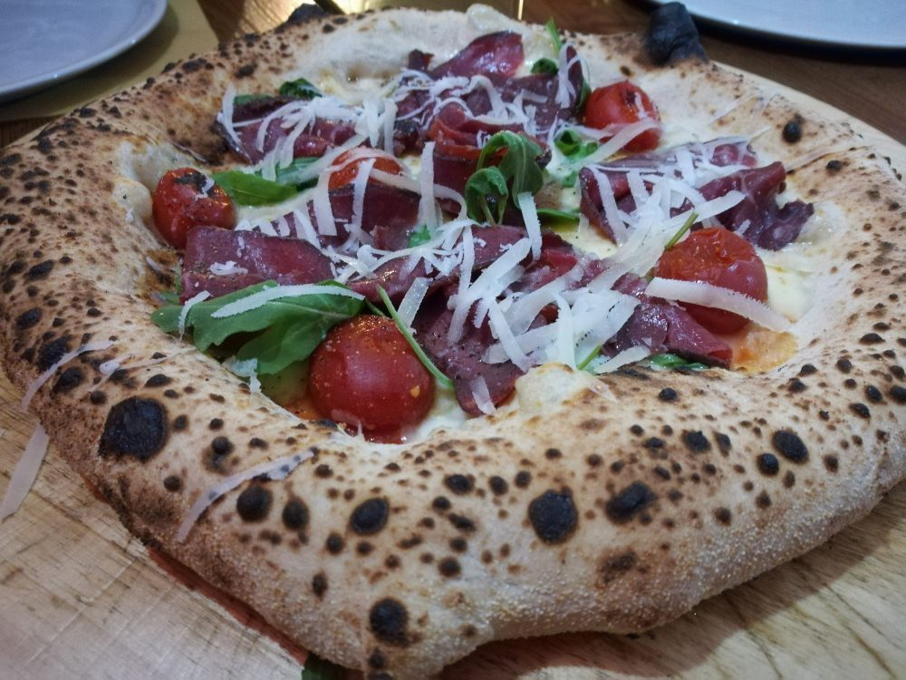 Pizzeria Pulcinella 'da Ciro' - La Marchigiana