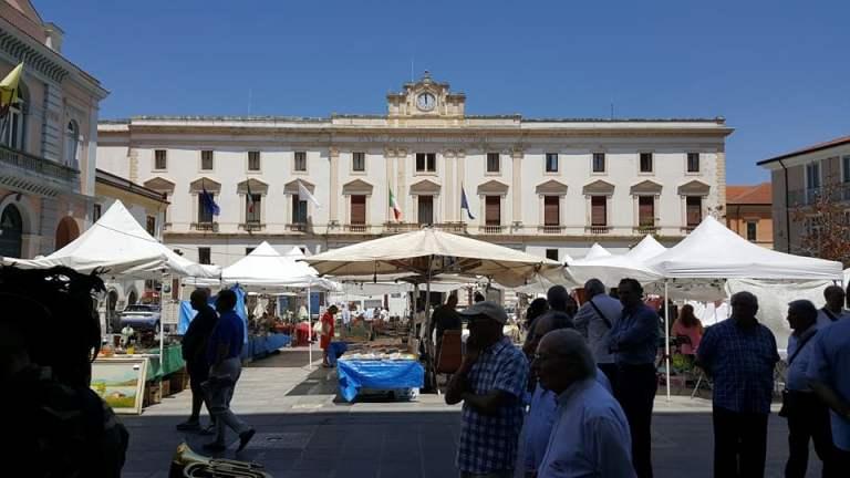 Potenza, Piazza Mario Pagano
