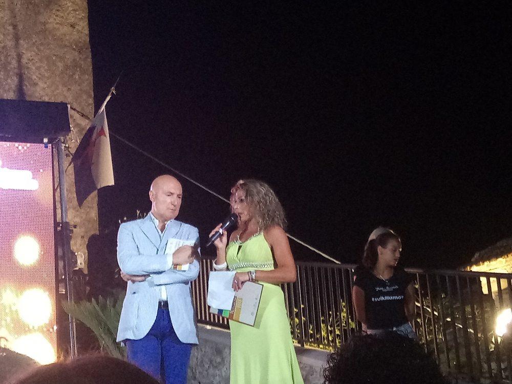 Premio Cicas a Torraca Franco Maldonato e Carmela Santi
