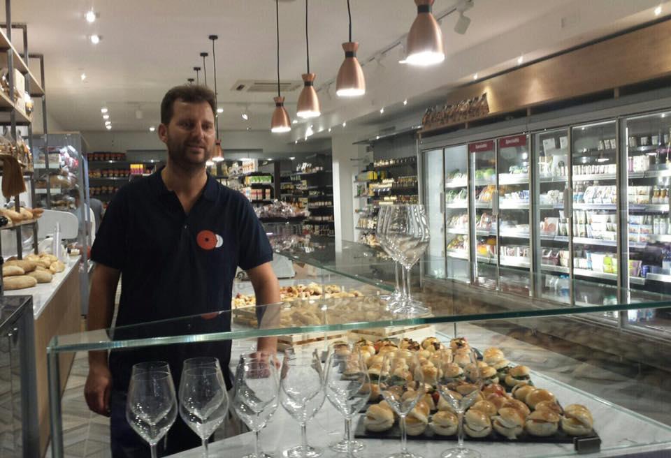 Storie di pane, Capaccio, Paolo De Simone