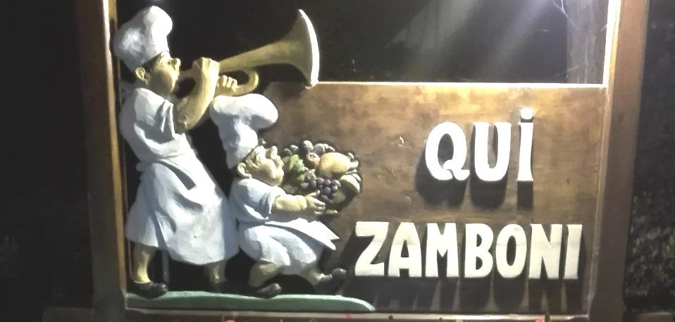 Trattoria Zamboni