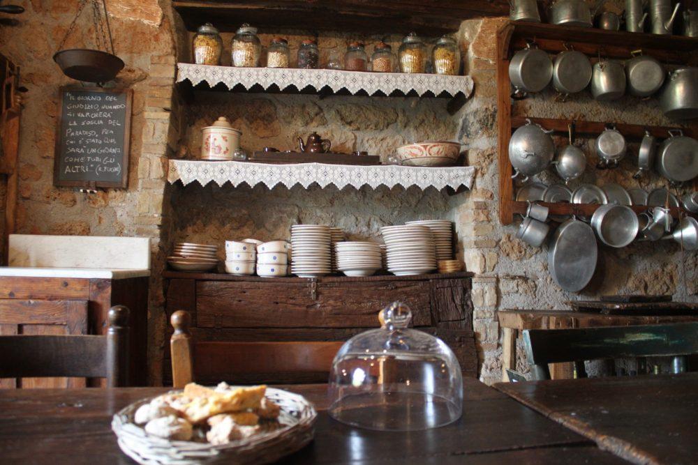 Via Romana Antica Dimora - la cucina