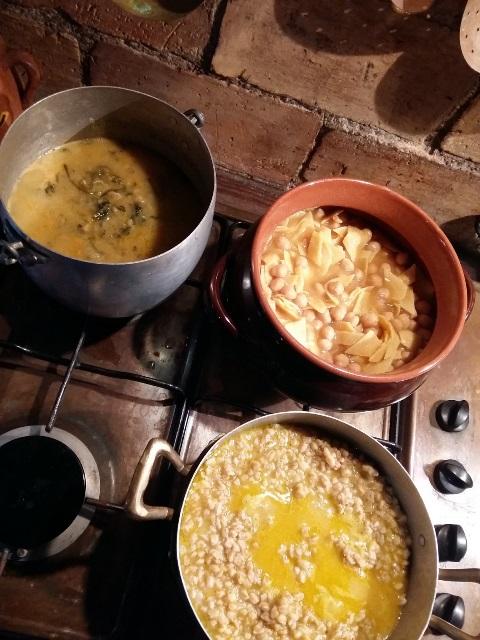 Via Romana Antica Dimora - le zuppe della tradizione viterbese