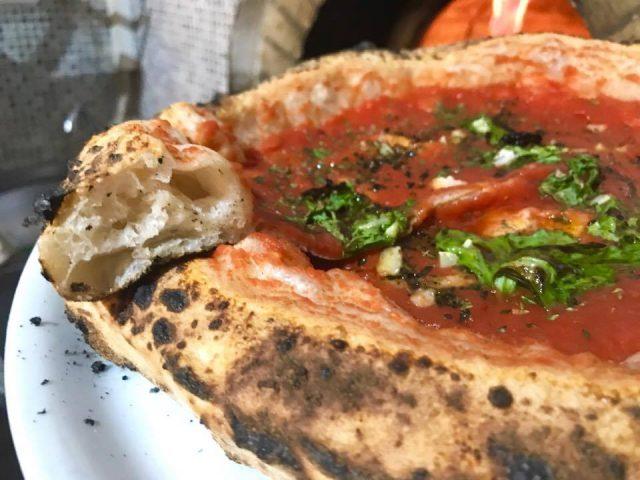 Vicè Pizza marinara