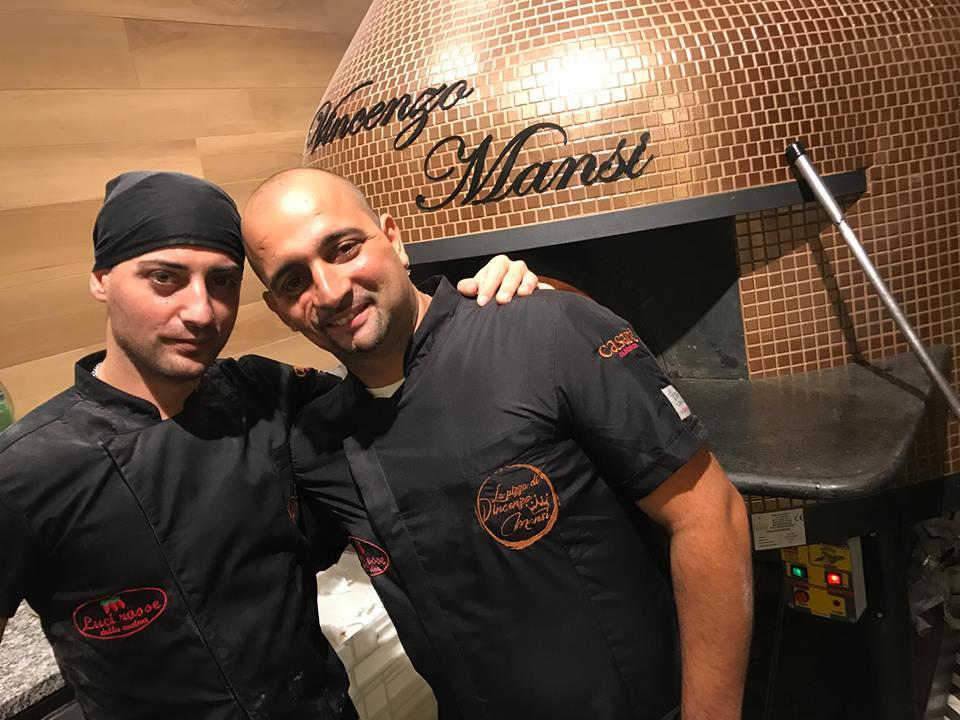 Vincenzo e Biagio Mansi