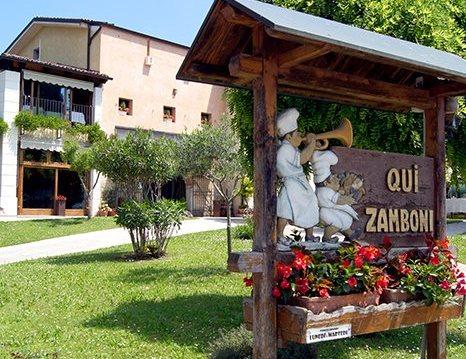 Trattoria Zamboni, Vicenza