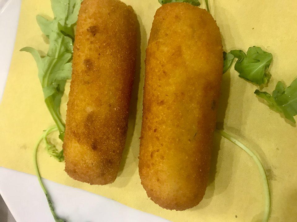 Il Monfortino, crocchette