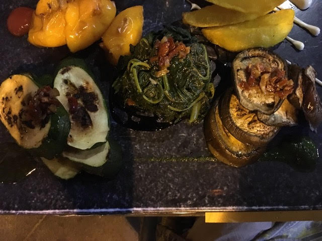 La Stanza del Gusto - Tagliere di verdure bio