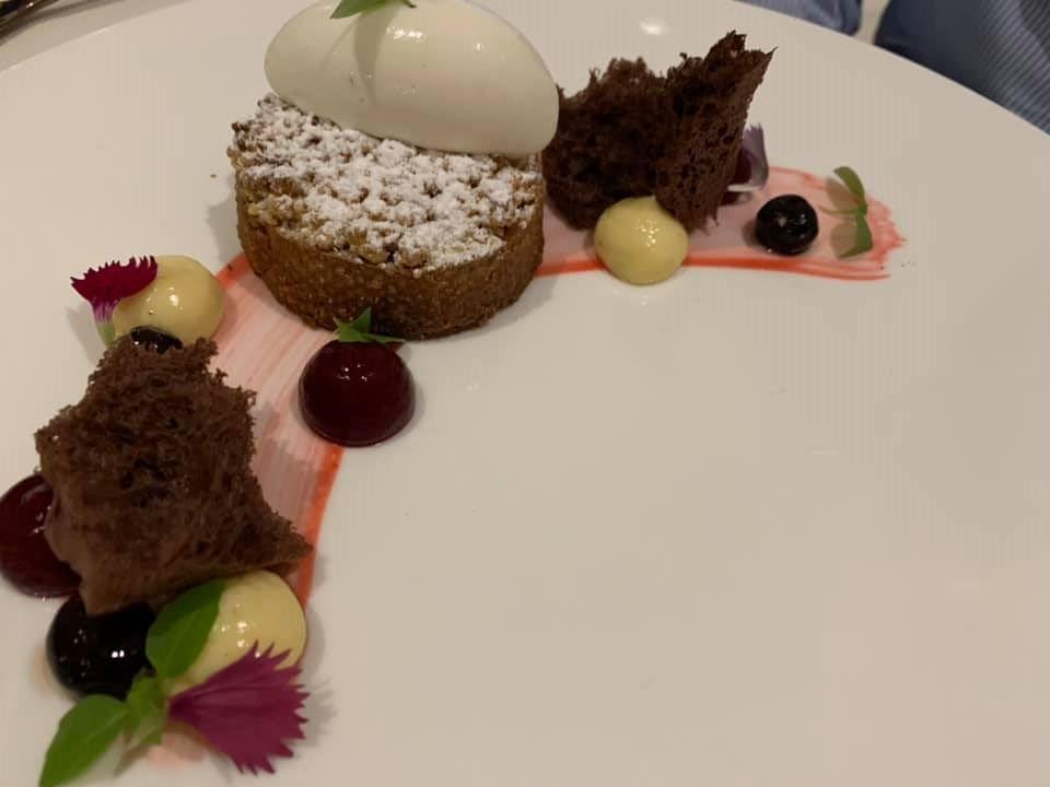 Re Mauri, dessert