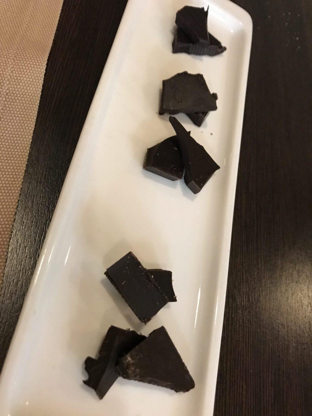 Pensando a te, cioccolata