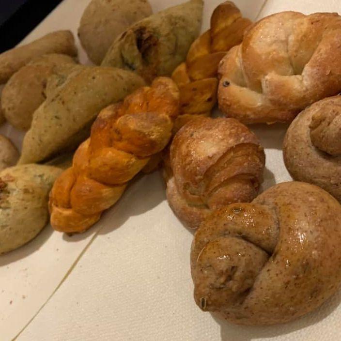 Re Mauri, il pane