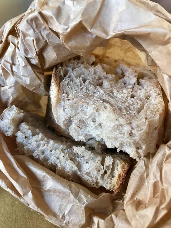 Madia, il pane
