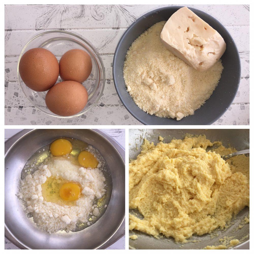 Melanzane, zucchine e patate mbuttunate alla cilentanacacioricotta stagionato di capra