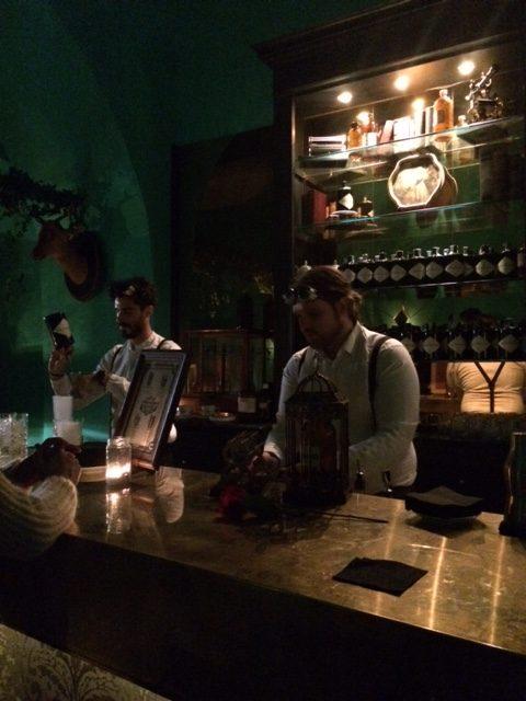 Bartenders di Hendrick's Gin
