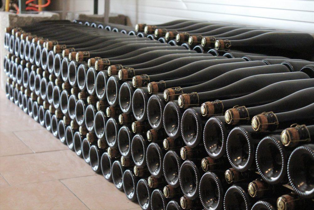 Masseria Piccirillo – bottiglie a dimora di Prima Gioia