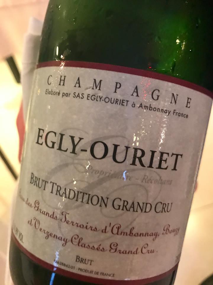 Re Mauri, Champagne