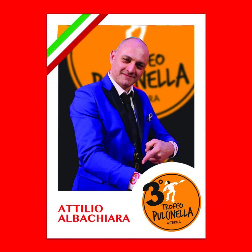 ATTILIO ALBACHIARA