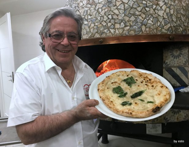Antonio Starita Pizzeria Starita Napoli Pizza Mastunicola foto tommaso esposito