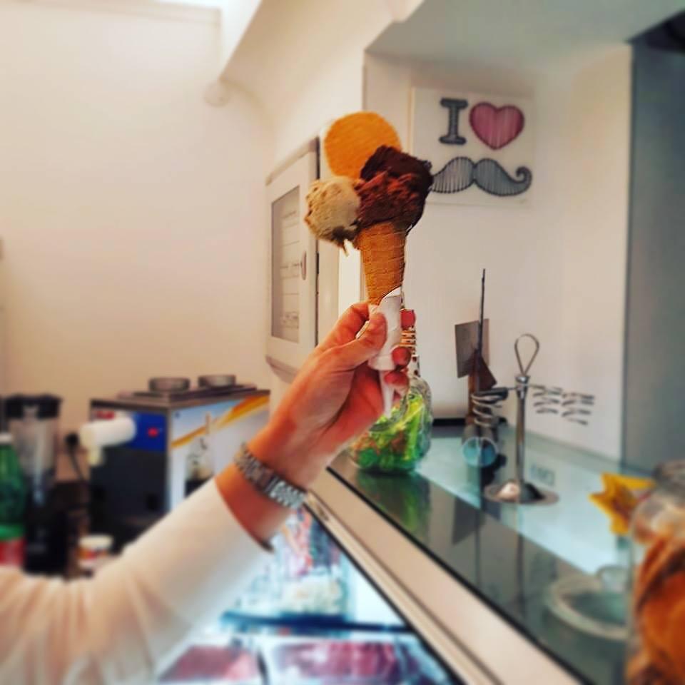 Baffone - Il gelato