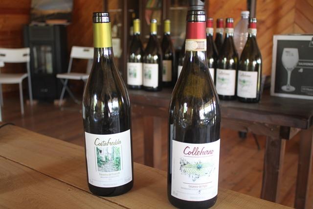 Biodinamica Carlo Noro, il vino