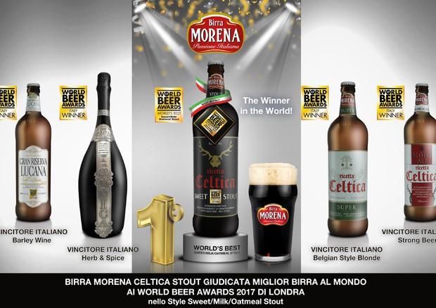 Birra Morena Celtica Stout