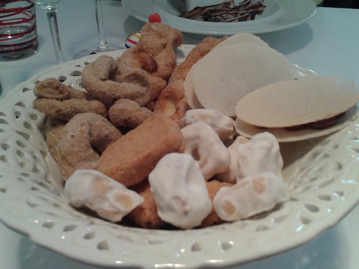 Casa Li Jalantuommeni - dessert tipici