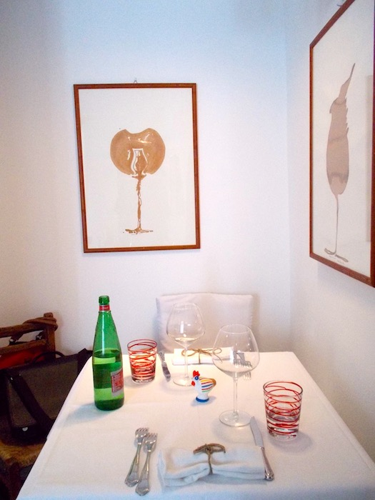 Casa Li Jalantuommeni - sala ristorante