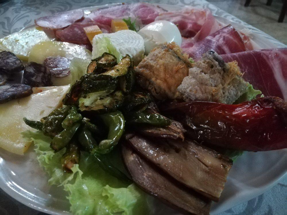 Casale di Palma - le verdure