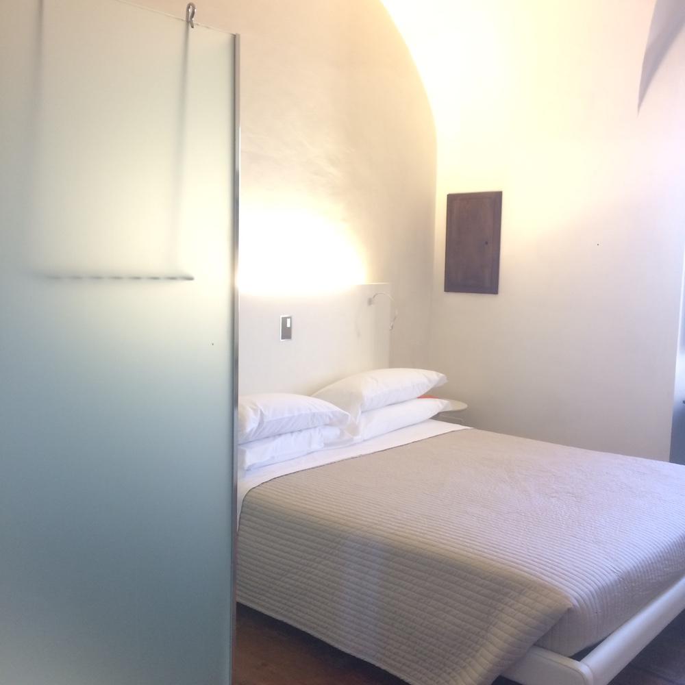 Castello di Semivicoli - la camera