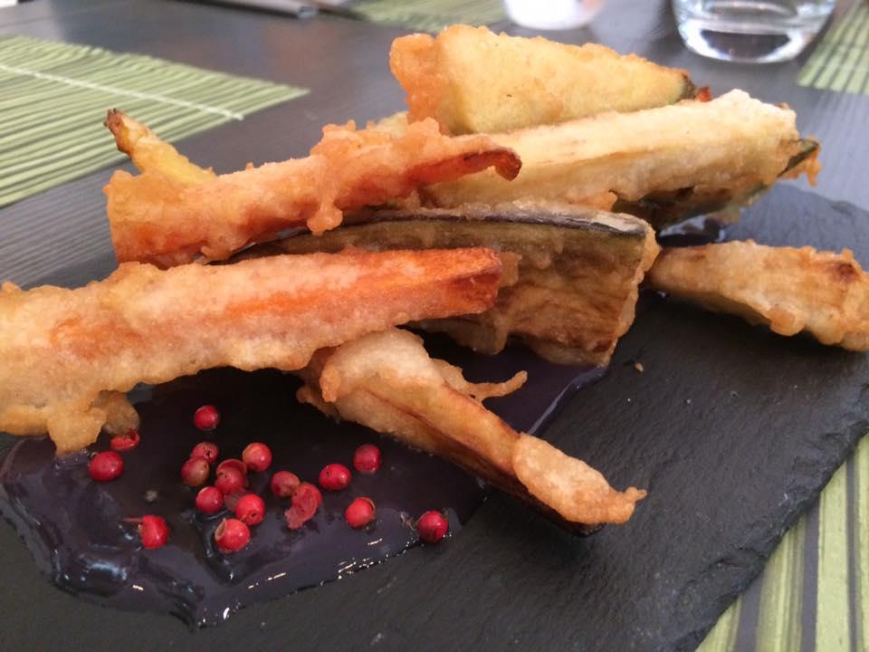 Cavoli Nostri, tempura di verdure
